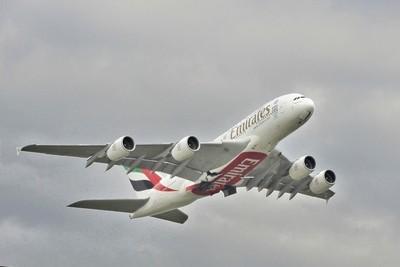 A380 Gear up