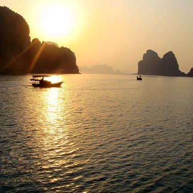Ha Long Bay, Vietnam!