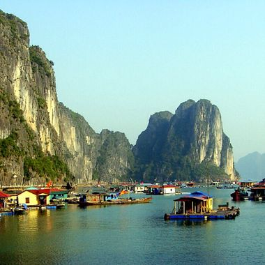 Majestic Ha Long Bay, Vietnam!