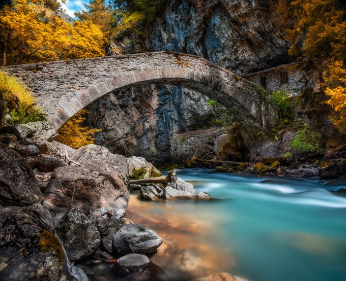 Rocky House by FFocardiPhotography - Spectacular Bridges Photo Contest