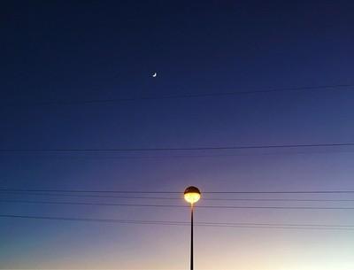 Night and light