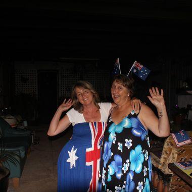 Aussie friends