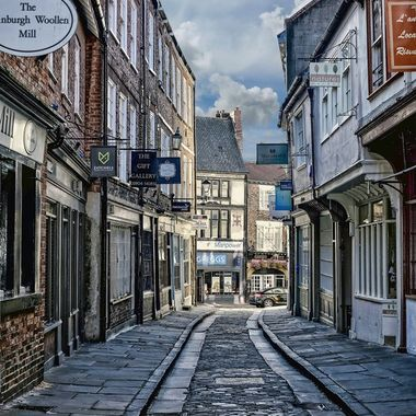 Historic Walled City of York - 2