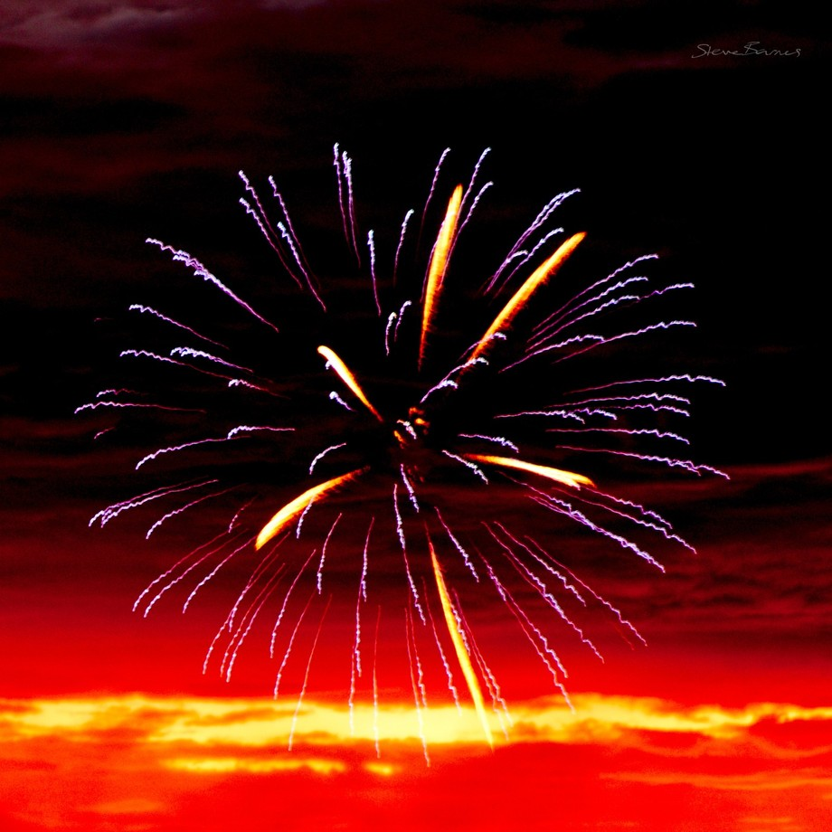 Ballarat's Australia Day Fireworks 2018    K1SB4591