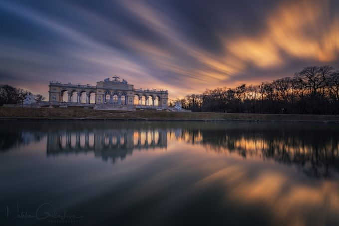 Through time by tiger_in_teapot - The Moving Clouds Photo Contest