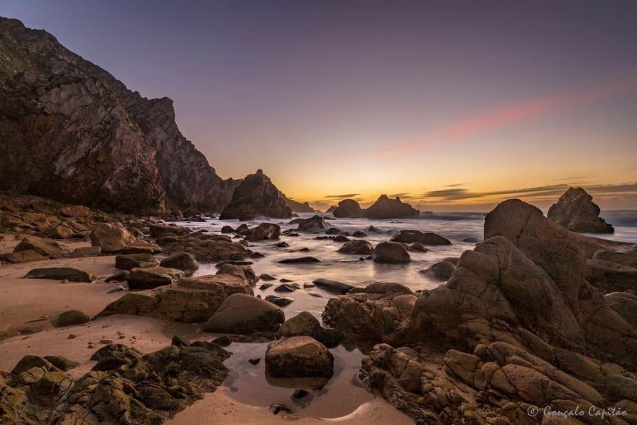 Portugal   Praia da Ursa