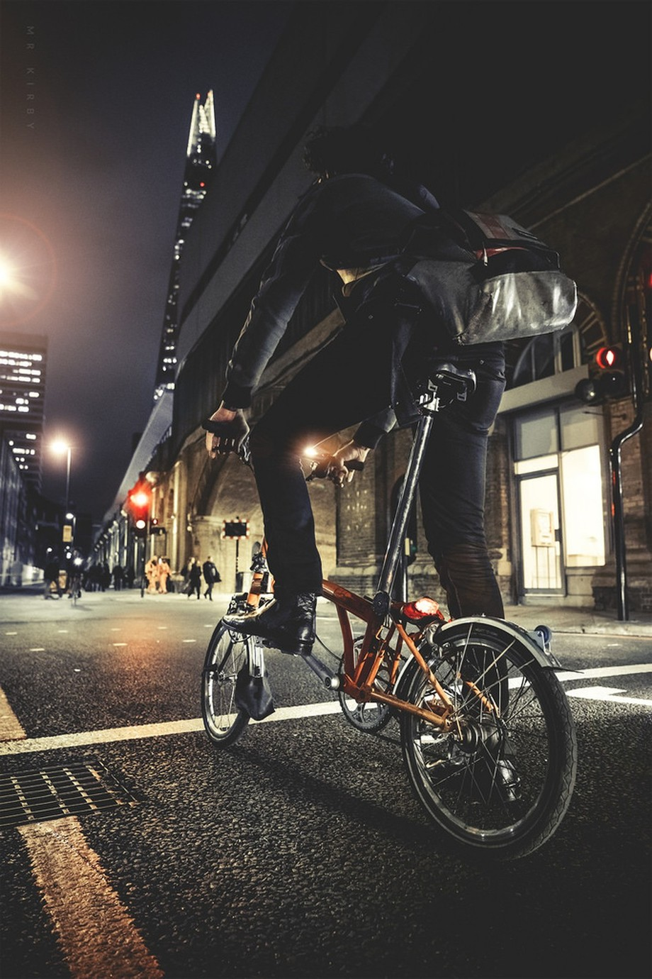 Brompton by mrkirby - Image Of The Month Photo Contest Vol 29