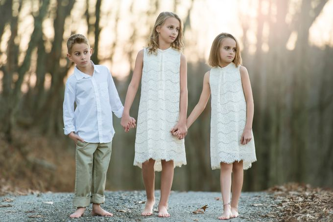 Siblings by jmannimages - Family In The Holidays Photo Contest