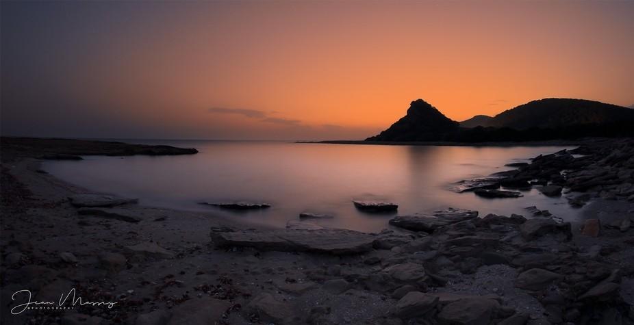 Little Bay Sunset