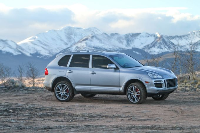 SUV Cayenne Turbo by GTherapy - My Favorite Car Photo Contest