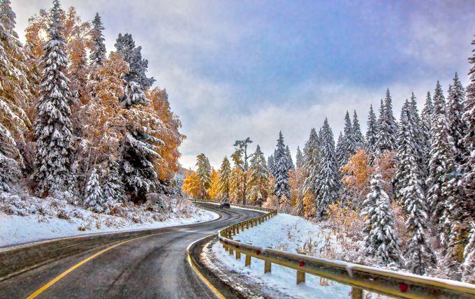 I0000 by dmitrysamsonov - Winter Roads Photo Contest