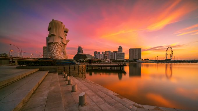Warm Welcome  by GkCM - Sunset And The City Photo Contest