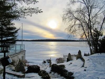 After sunrise at lake Simcoe, (IMG_2256)
