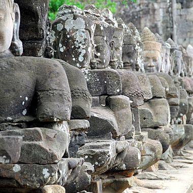 Majesty of Angkor Wat, Cambodia!