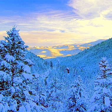 Winter serenity!