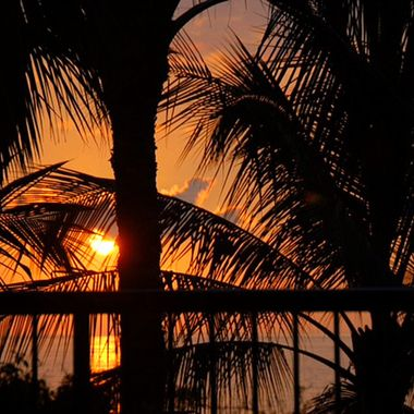 Hawaian sunset!