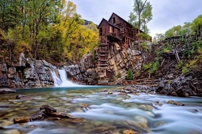 Below the Mill