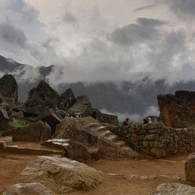 Misty Machu Picchu!