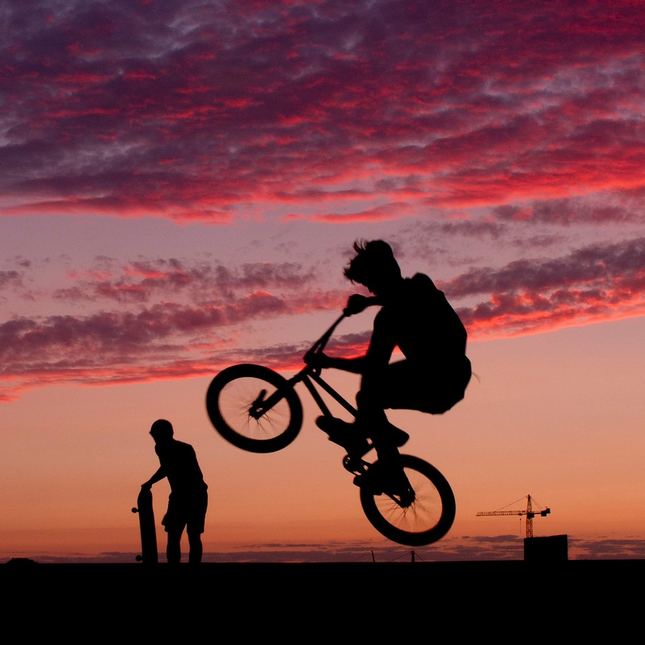amager strand 108 dig by svenskeren - City Sunsets Photo Contest