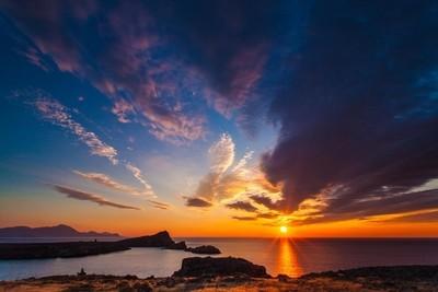 Lindos Sunrise