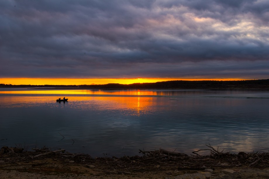 Captured Stillhouse Hollow Lake......Texas.