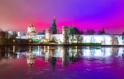 Novodevichy Convent. Moscow