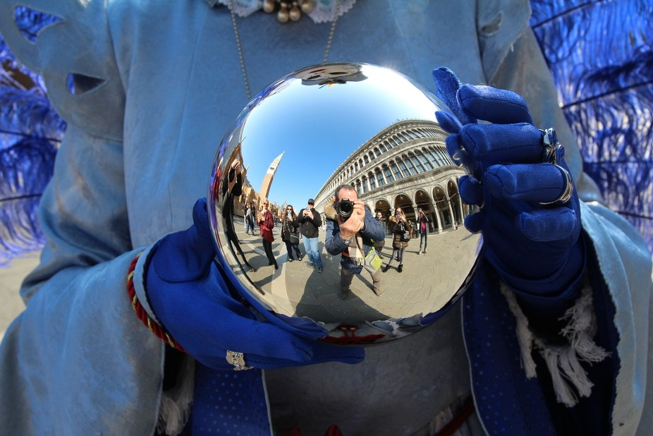 Just 1 year ago j went to Venice to partecipate at the famous carnival, great to take pictures !