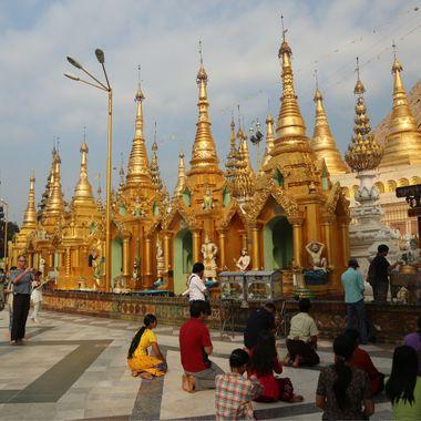 Enchanting Yangon, Myanmar!