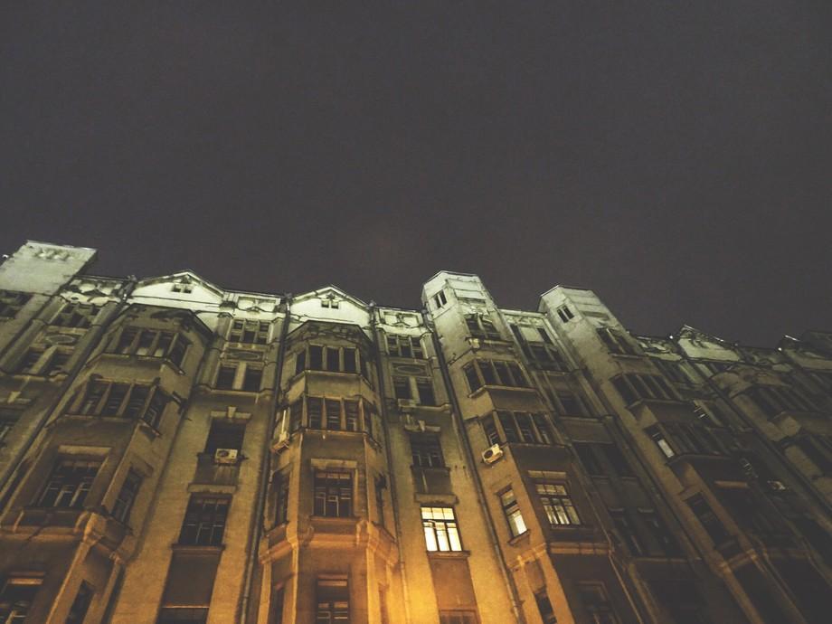 House where a vampire lives...