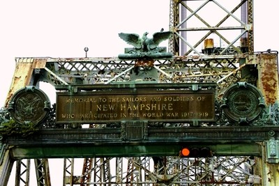 Old Memorial Bridge, Portsmouth, New Hampshire