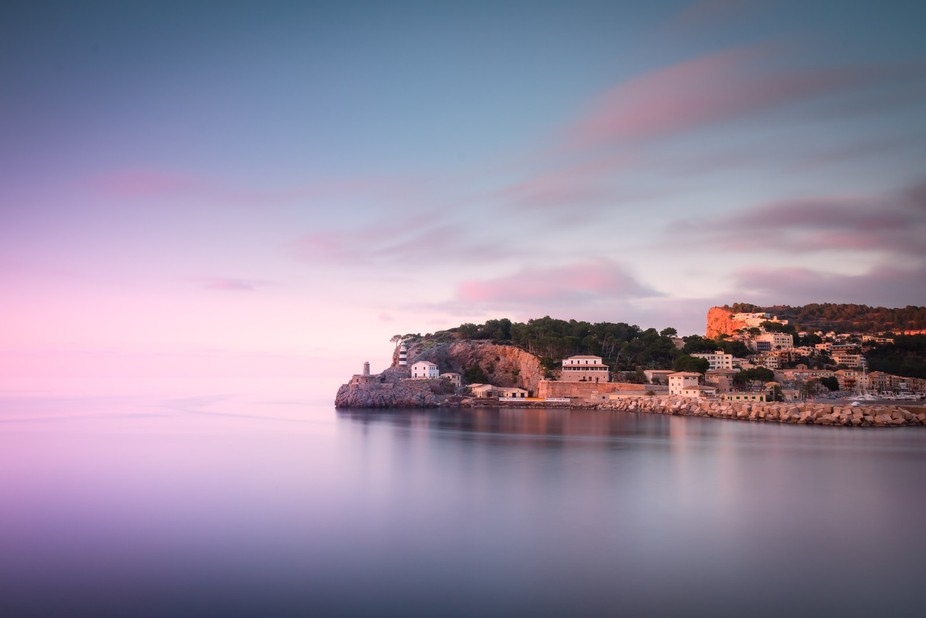 Port Soller, Majorca, Balearic Island