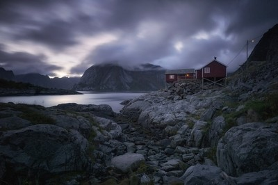 The Fisherman House
