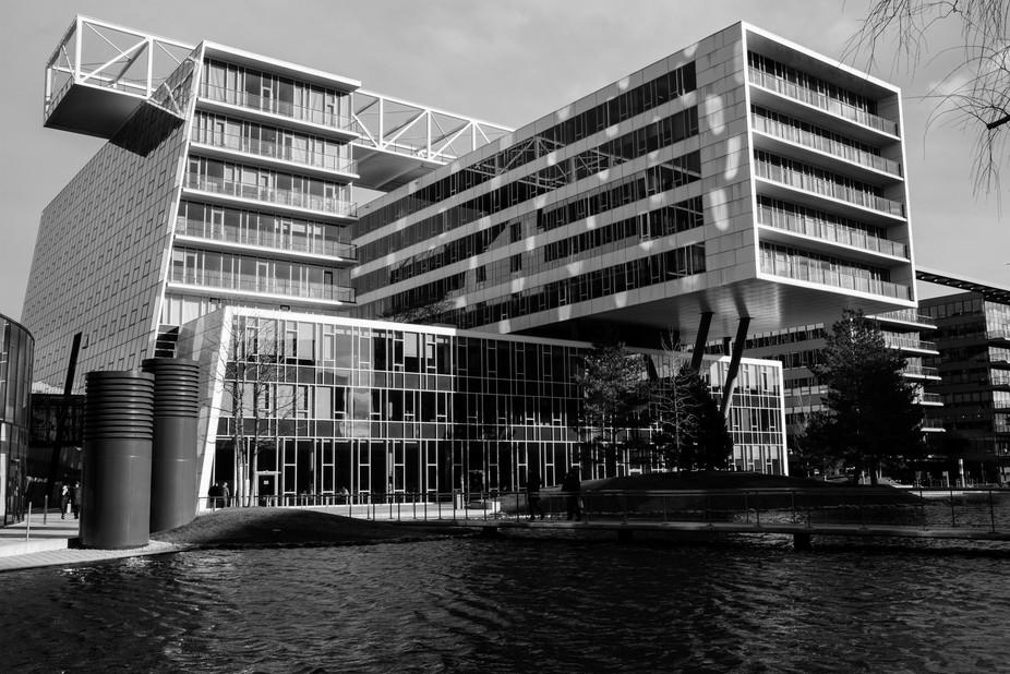 Office Building Krieau