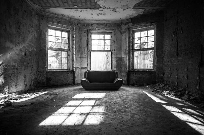 The Sound of Silence #2 by daniel_anhut - Abandoned Photo Contest