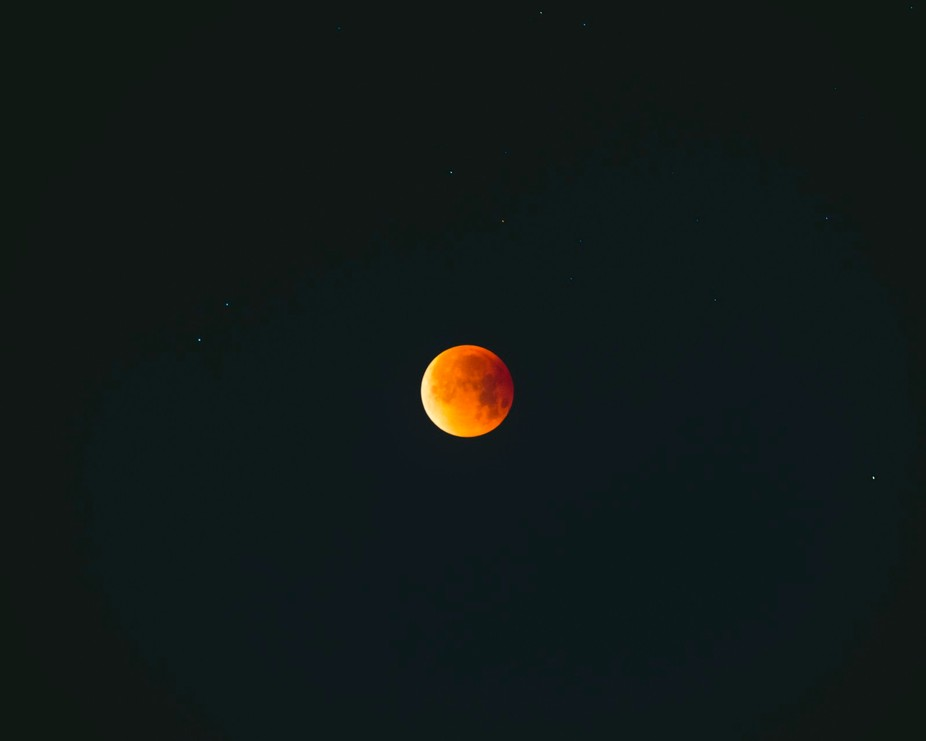 Lunar eclipse 1-31-18