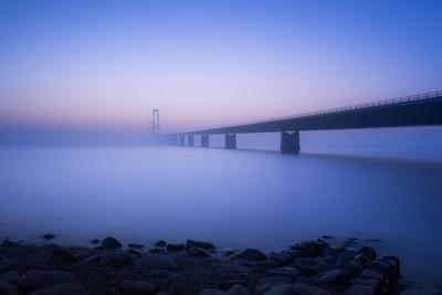 Denmark - Great Belt Bridge 2