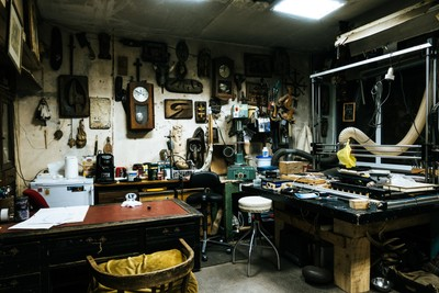 Scultor Workshop
