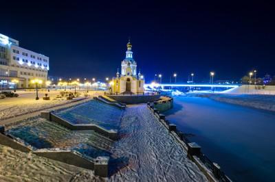 Храм. Белгород.