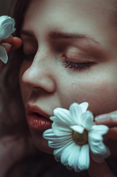 Like a wild flower