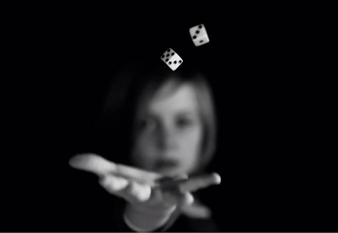 Gambler by pascalpbz - Experimental Photography Project