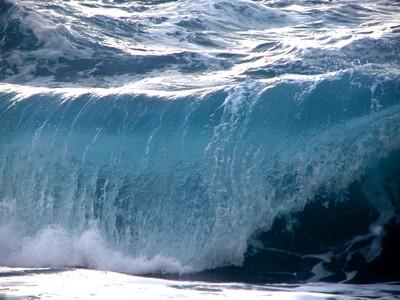 Stormy waters...! (La Palma)