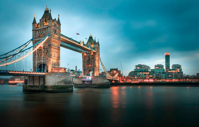 Tower bridge by adi83 - My City Photo Contest