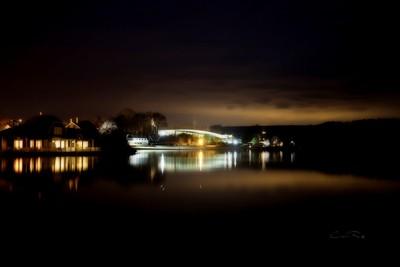 nuit au lac