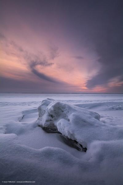 Jason Tiilikainen - Winter Skies