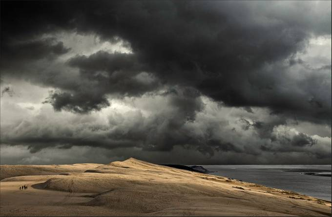 lost paradise II by gilclaes - A Storm Is Coming Photo Contest
