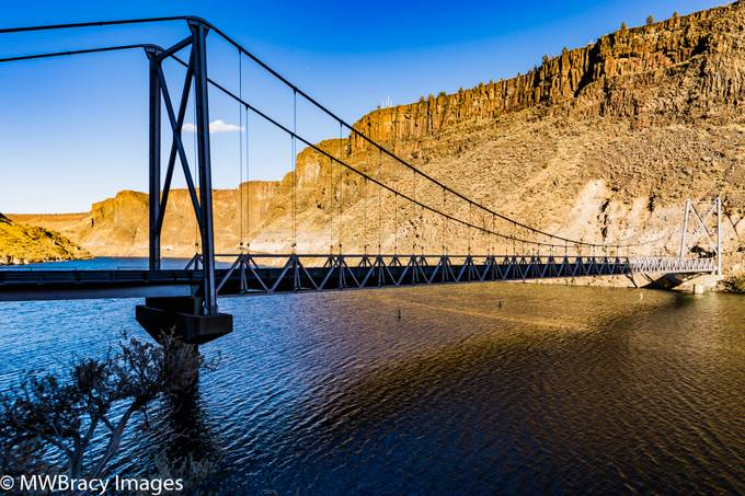 Deschutes river bridge #2