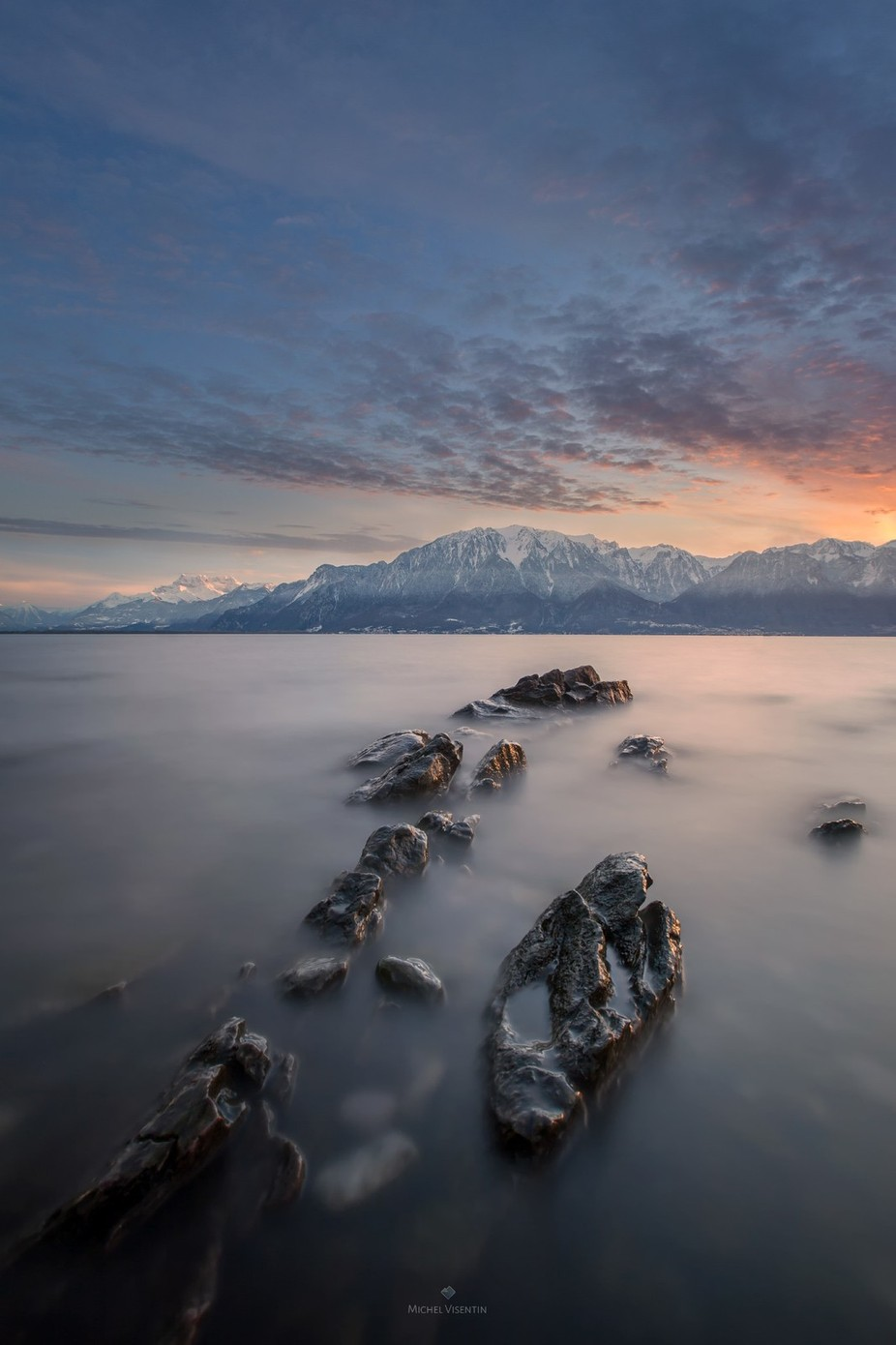 Lake Geneva by michelvisentin - Rule Of Seconds Photo Contest vol1
