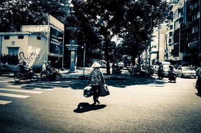 Shot taken in Ho Chi Minh (Saigon)