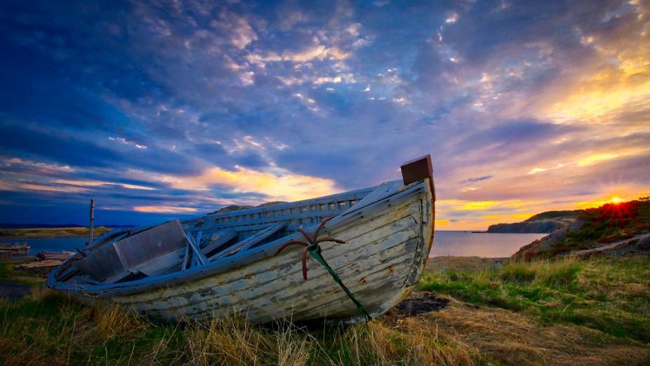 New Foundland Sunset