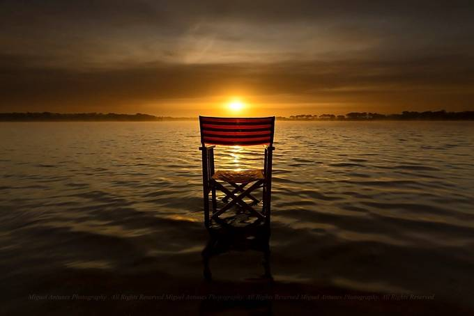 Ready for the Sunrise by miguelantunes_8885 - My Favorite Chair Photo Contest
